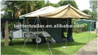 deluxe off road trailers for camping(CP4)