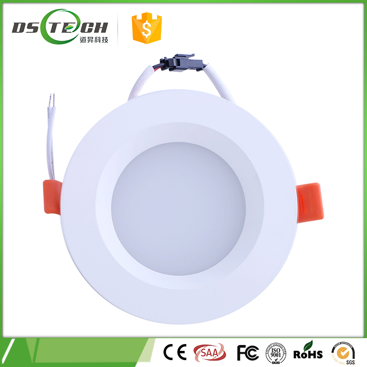 High quality COB led down light 9W round recessed led ceiling lamp 12W 15W led recessed down light