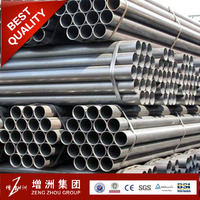 iron casting sch40/sch 80 pre galvanized seamless steel pipe/tube/tubing/piping building/constructure material made in china