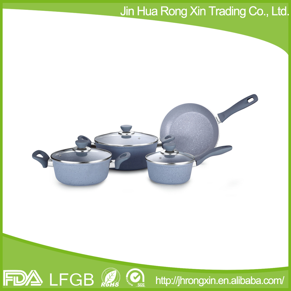 Induction bottom or sprial bottom induction based cookware set
