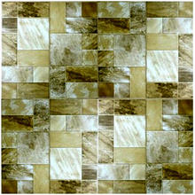 AC3 Laminate Patterned Parquet laminate mosaic flooring