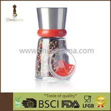 ss pepper&spice grinder in kitchen