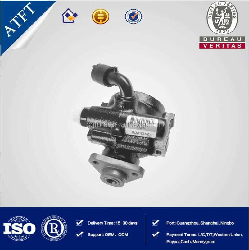Wholesale Auto Parts Power Steering Pump for Fiat Scudo OEM:9626552081