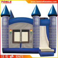 5 in 1 Prince Castle Inflatable Obstacle Combo, kids inflatable obstacle games