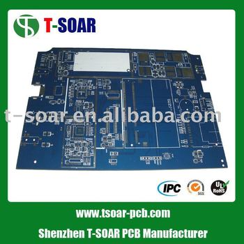Blue Color Double Sides PCB