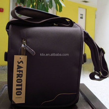 Hot sale khaki DARK BROWN SA-005 DIGITAL camera bag for Nikon