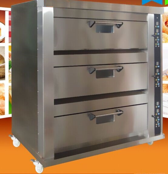 Bread deck Oven