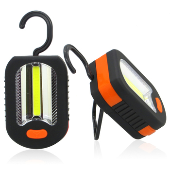 Waterproof Wild LED Light Outdoor Camping Emergency Clip Light Tent Lamp