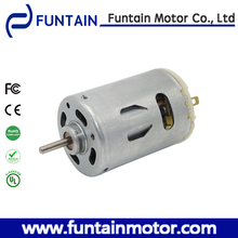 Electric dc 24v motor for n scale train model, Funtain RS-545