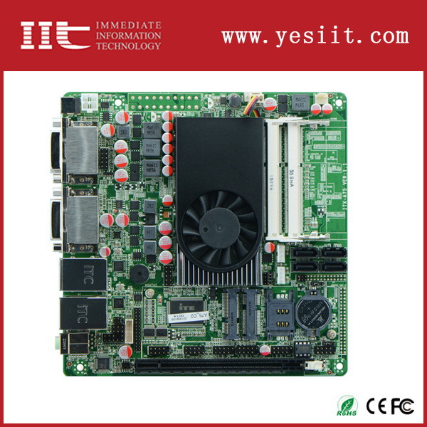 Low price professional ddr3 mini computer motherboard