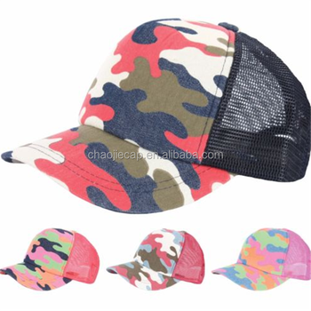 2016 wholesale cheap mesh embroidery baseball cap hat
