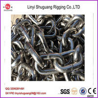 STRONG STEEL METAL LINK CHAIN