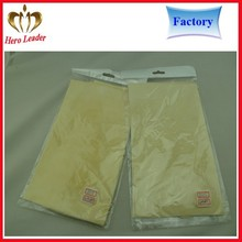 Car Wash Genuine Leather,Genuine Chamois Leather for Car Polishing