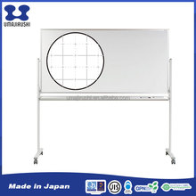 Strong aluminium alloy stand base mobile durable whiteboard for sale