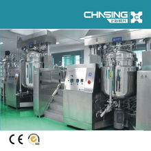 Titling Vacuum Emulsifying Mixer for Cream skin-care products