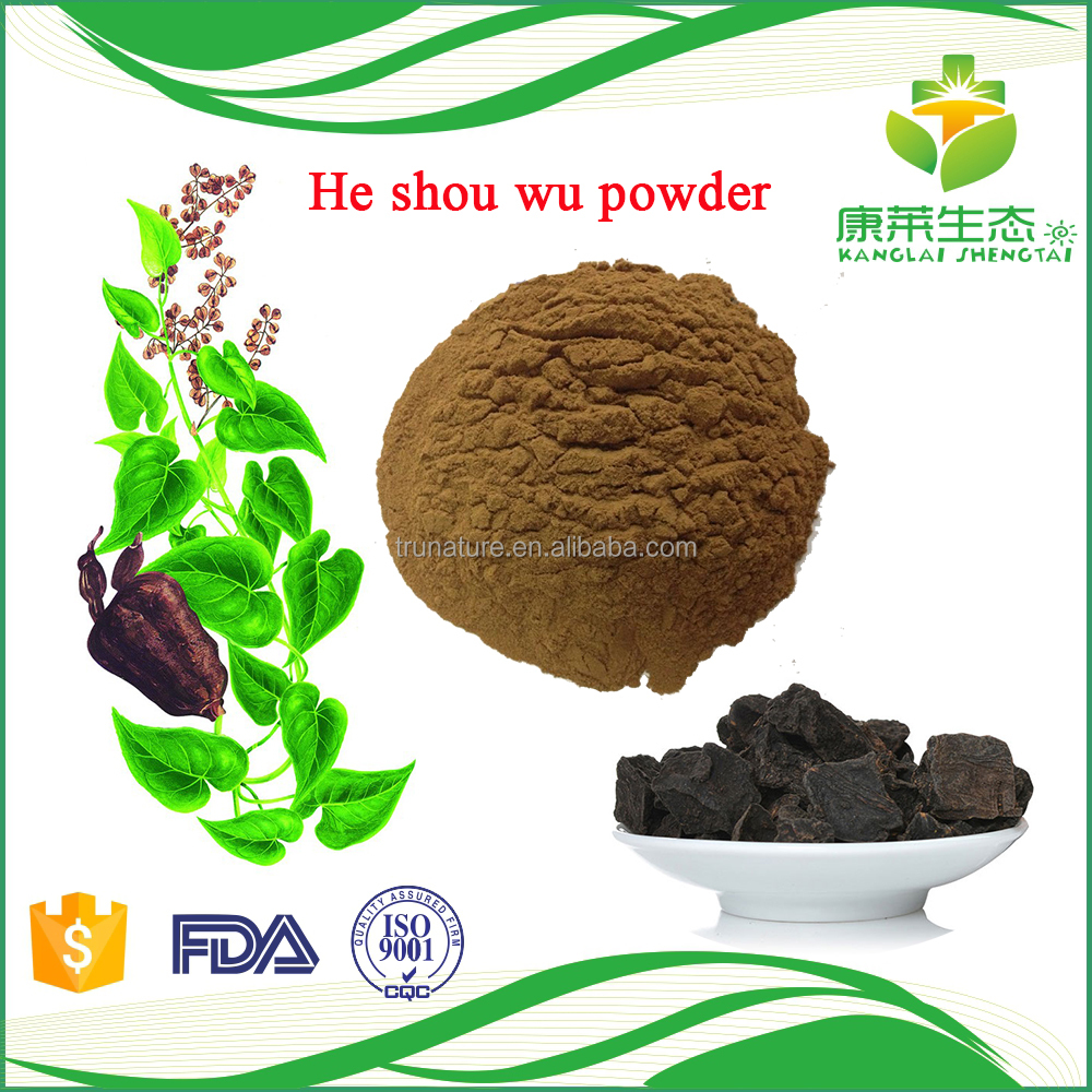 Good Products 100% Natural Chinese Herbal Fo-ti Extract