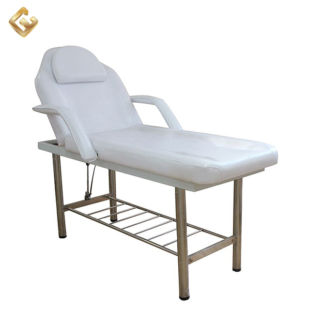 OEM Spa Beauty Facial Table Simple Style Massage Bed Folding Massage Facial Bed