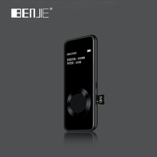 Black Mini Portable USB Digital FM RDS Radio Receiver MP3 Music Player