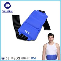 Custom logo nylon waterproof hot&cold pack for waist