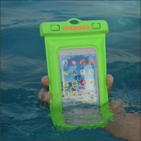 new arrived 4.5-5.0 inch with ixp8 waterproof pouch for mobile phone