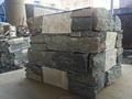 yellow sandstone cheap culture stone paving