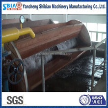 cement paddle for tanning leather process