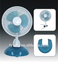 "Safe and comfortable 6""/7""Clip fan"