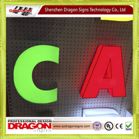 High Quality Cheap Custom high quality aluminum sign light box