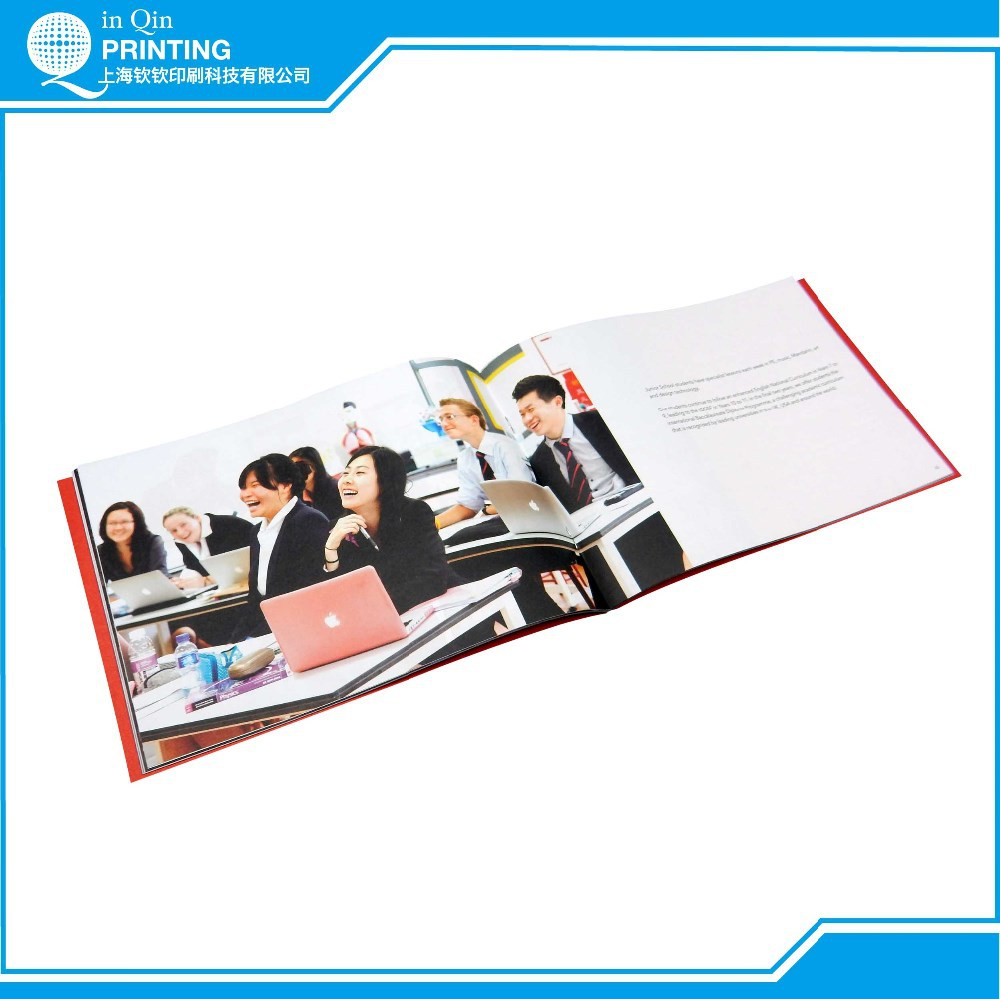 Well designed top quality prospectus printing with factory price