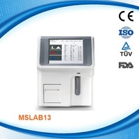 Best automatic blood testing equipment(MSLAB13S)
