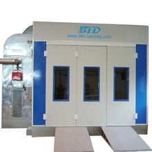 Hot sales blowtherm paint booth machine for painting car spray painting equipment