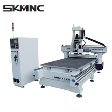 high speed woodworking machine atc 3 spindles cnc router 1325
