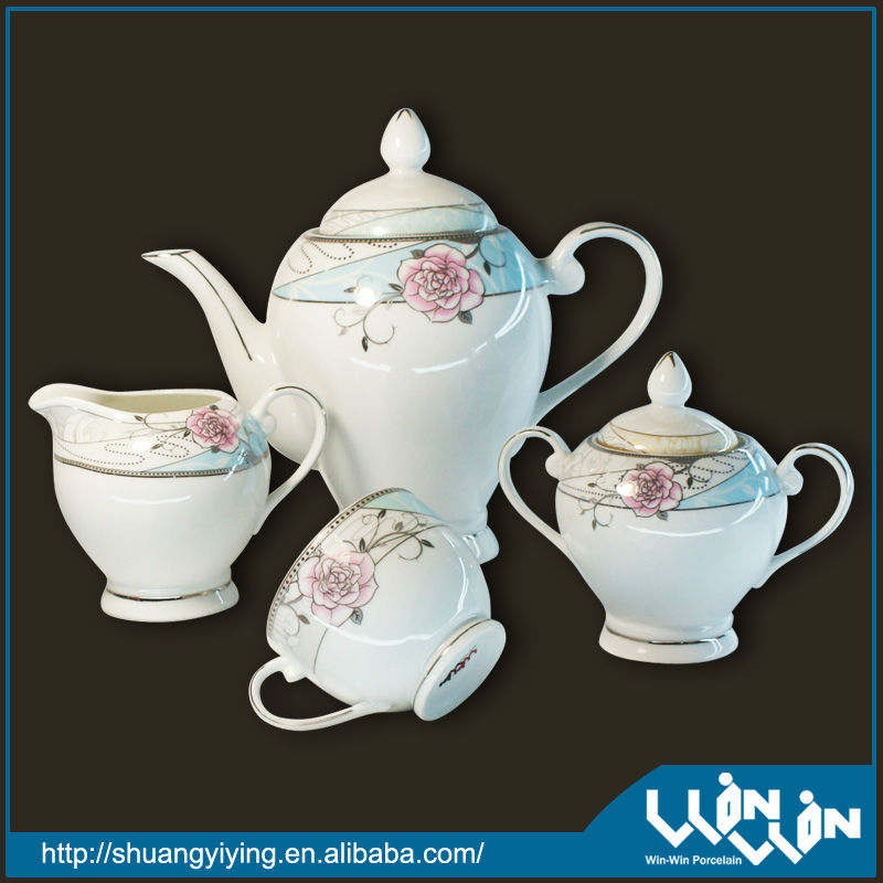 silver plated tea set wwts130022