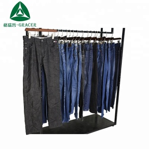 High Quality Men Jeans Pants used clothes bales in new jersey original second hand clothing