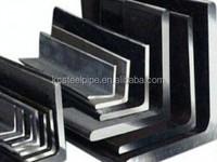 standard galvanized equal steel corner angles