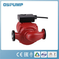 High temperature circulating booster shielding pump with automatic switch