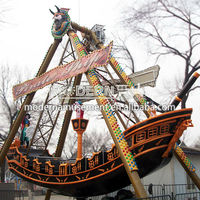 Amusement park rides cheap pirate ship for sale