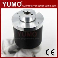 46mm 6mm Clamping optical price incremental rotary encoder digital optical switch for motors textile machine