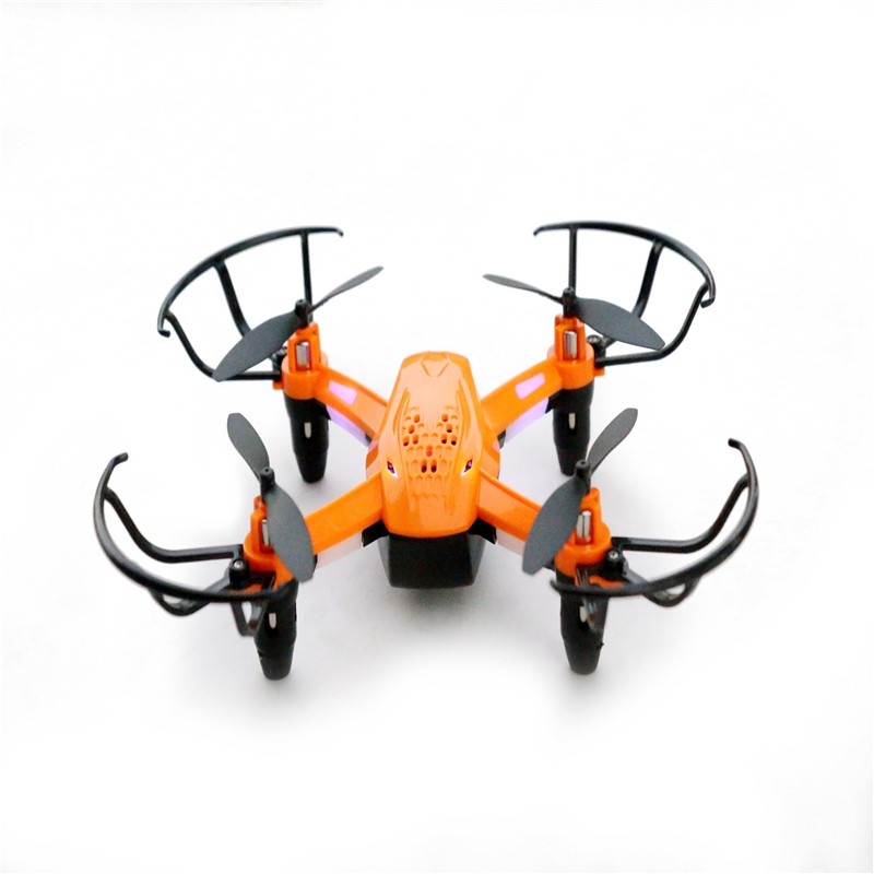 SHENZHEN factory 4CH 6-Axis Inverted Flying gps rc quadcopter drone