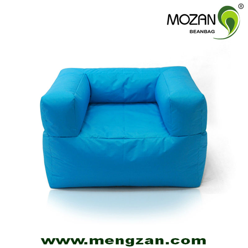 420D Oxford waterproof cozy beanbag armchair for indoor and outdoor use