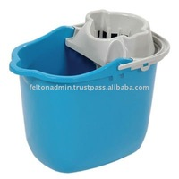 Malaysia Household Plastic Oval Mop Bucket With Wheel
