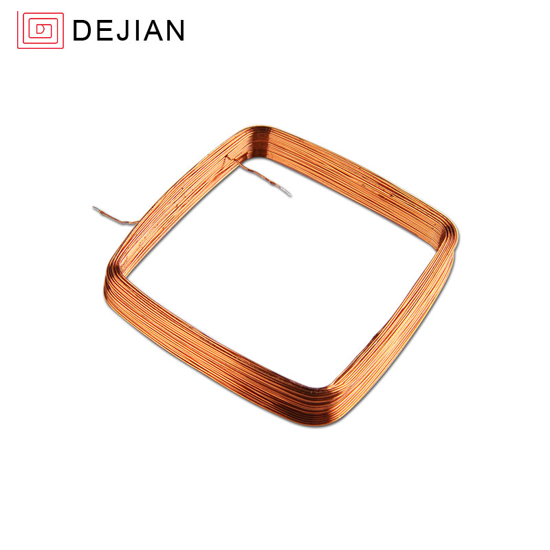 High quality copper Air core coil inductor /rfid air coil antenna coil