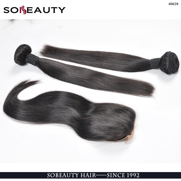 16 Inches Straight Indian Hair Extensions Distributorships Available