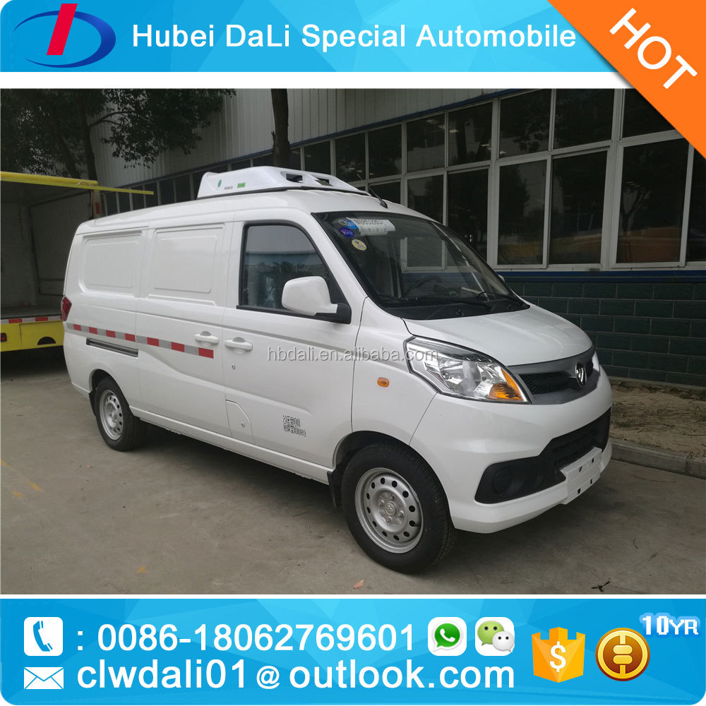 500-600KG FOTON ice cream van refrigerated truck for sale reefer truck