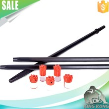 H22 thread drill rods for drifting and tunneling