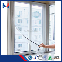 DIY insect fly mosquito window net netting mesh screen curtains