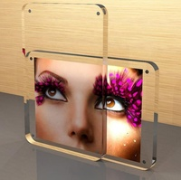 Funny Sexy Photo Frame Borderless Acrylic Floating Picture Frames Clear Acrylic Block Picture Frames