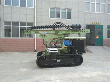 Mini Micro Pile Drilling Rig ! Low Price Bore Pile Drilling Machine MZ130Y-2