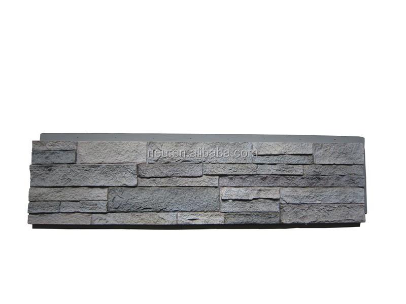Fireproof Waterproof Panels : Pu no weight stone wall panel waterproof fireproof diy