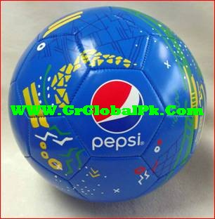 CUSTOM DESING : SOCCER & FOOT BALL PEPSI